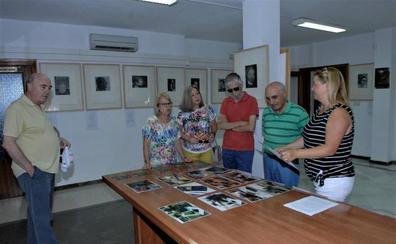 Grabados 30 poetas granadinos para homenajear a García Lorca en Mecina Bombaró