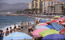 Domingo de playa por todo lo alto en la Costa granadina