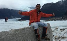 «Vivir un terremoto de magnitud 7.5, como el que sufrí aquí en Chile, te impacta mucho»