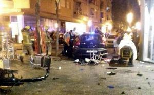 Atropello masivo en Girona: 10 heridos, entre ellos una niña de 4 años que está muy grave