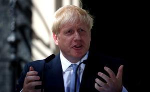 Johnson ampliará las prisiones y dará más poderes a la policía para luchar contra el crimen