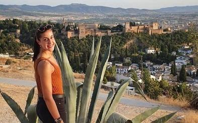 Carolina Marín, una número 1 mundial rendida a los encantos de Granada