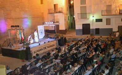 La XXIII Velada 'Alhama ciudad de los Romances': un viaje poético desde el Renacimiento a las vanguardias