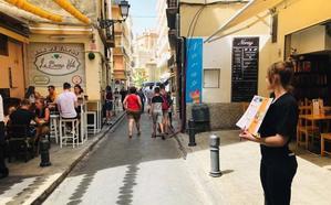 Un apagón eléctrico de más de 10 horas provoca el caos en los bares de calle Elvira y Plaza Nueva