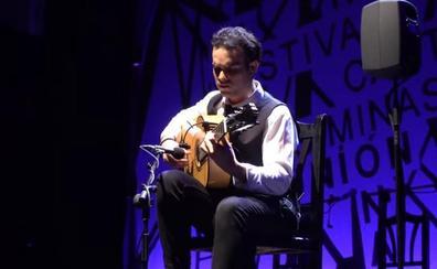 El granadino José Fermín Fernández gana el Premio Bordón Minero del Festival del Cante de las Minas de La Unión