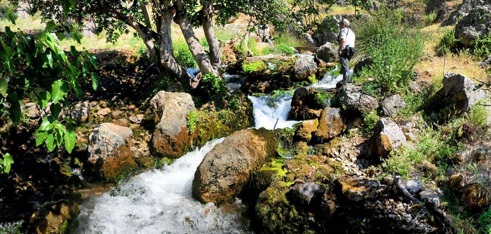 Los ocho parajes de Granada que son Monumento Nacional