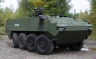La fábrica de Granada pelea por producir parte del nuevo blindado adjudicado a Santa Bárbara