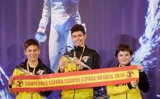 Un año de oro coronado con 119 medallas en campeonatos oficiales