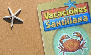 Los padres de 'Vacaciones Santillana'