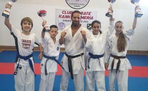 El Club Kanku pone el broche de oro a una campaña con grandes logros