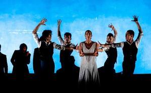 El Ballet Flamenco de Andalucía deslumbra en Cazorla