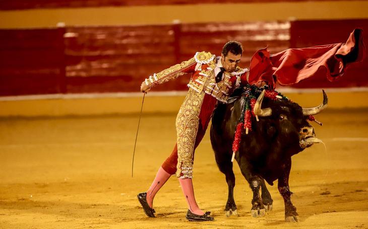 La tarde de toros de Motril, en imágenes