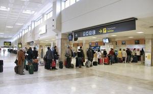 El aeropuerto Granada-Jaén cerró julio con un aumento del 14,4%