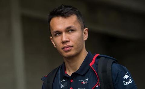 Red Bull manda a Gasly a Toro Rosso y asciende a Albon