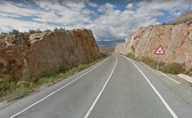 Consternación en Ugíjar por la muerte en accidente de un vecino de 27 años: sus hijas están ingresadas en la UCI