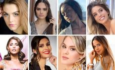 Las 53 candidatas a convertirse en 'Miss World Spain 2019'