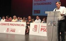 Entrena espera un Gobierno en septiembre que apruebe un Presupuesto que avance en proyectos pendientes para Granada