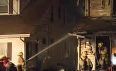 Cinco niños mueren en el incendio de una guardería nocturna