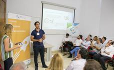 Unicaja Banco respalda a los jóvenes empresarios andaluces en los Foros de Inversión para Emprendedores de la CEA