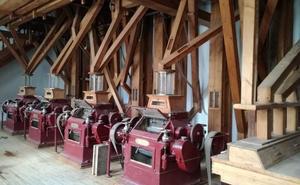La fábrica de harina de Fuerte del Rey vuelve a la vida