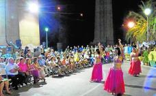 Santa Fe de Mondújar revive con orgullo su pasado morisco con su Velada Andalusí