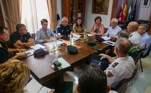 La seguridad en la Feria de Almería, en manos de más de 270 efectivos