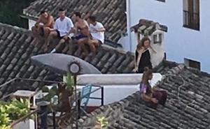 SOS Alhambra pide más control de pisos turísticos en el Albaicín