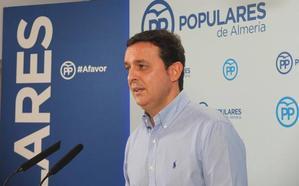 PP pide al Gobierno que «no discrimine» a Almería en la Comisión del Tajo-Segura