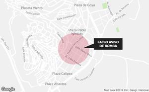 Falso aviso de bomba en una sucursal bancaria en Salobreña