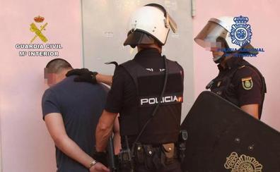 Cae una potente banda criminal que traficaba con cocaína en Granada y Almería