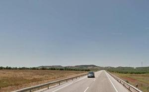 La Diputación arregla la carretera de acceso a Vilches desde la A-312 tras una inversión de 581.00 euros