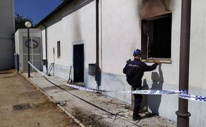El incendio de Onda Jaén fue «provocado intencionadamente»