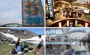 Estos son los centros comerciales y lugares en Granada que abren hoy