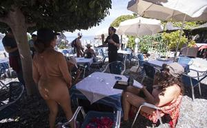 Cantarriján, punto de encuentro este sábado para disfrutar del nudismo