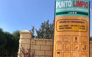 Más de 7.000 vecinos acudieron al Punto Limpio hasta junio de este año
