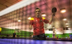 José Manuel Ruiz se prepara para participar en el Open de Bulgaria