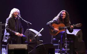 La voz de Mercé y la guitarra de Tomatito cautivan a 2.000 personas en el Festival Flamenco de Fondón