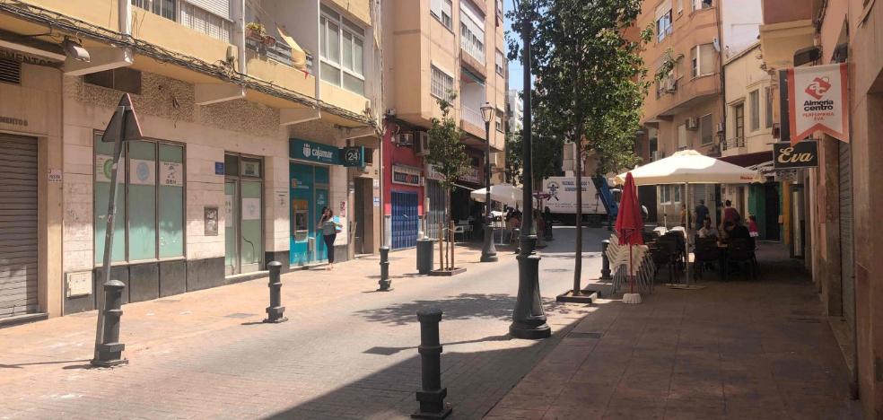 La peatonalización de las Cuatro Calles será una realidad en el primer semestre de 2020