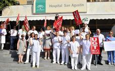 Profesionales sanitarios se movilizan en contra de la privatización de servicios