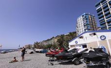 Los chiringuitos náuticos salvan el verano con una autorización temporal