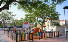 La Cañada y El Alquián disfrutarán de dos parques infantiles nuevos