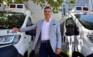 César Díaz: «Hay que mejorar el ambiente de trabajo en la Policía Local, motivar a los agentes»
