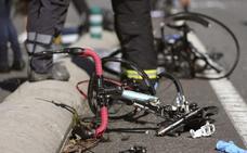 Muere atropellado un ciclista en plena autovía cuando circulaba en dirección contraria