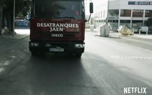 Desatranques Jaén 'desatranca' la Casa de Papel en Netflix