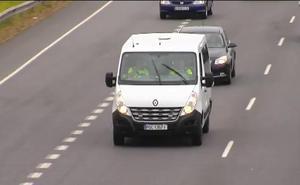 Operación salida del 15 de agosto: cuidado con las furgonetas camufladas de la Guardia Civil