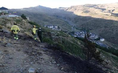 «El incendio de anoche pudo terminar en una tragedia: urge un parque de bomberos»