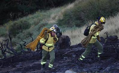 Así está la investigación sobre el origen del incendio