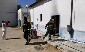El incendio de Onda Jaén fue intencionado