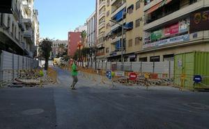 El acceso y salida del parking de la Constitución será por la calle Virgen de la Capilla desde el día 21