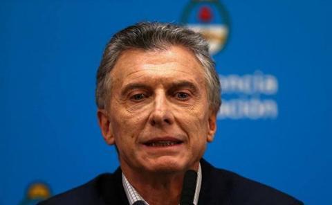 Macri reclama ayuda a los peronistas